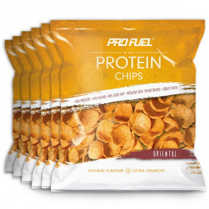 ProFuel® Protein Chips 6er SparPack