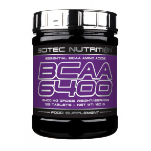 Scitec Nutrition BCAA 6400 - 125 Tabletten