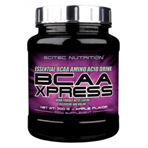 Scitec Nutrition BCAA Xpress Flavoured - Geschmack: Apfel - 700g Dose