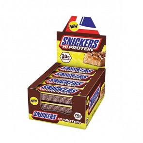 Snickers Hi Protein Bar Box 12x 55g