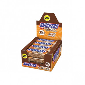 Snickers Hi Protein Peanut Butter Bar Box 12x 57g