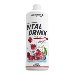 Best Body Nutrition® Low Carb Vital Drink 1000ml