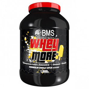BMS Whey More 1000g