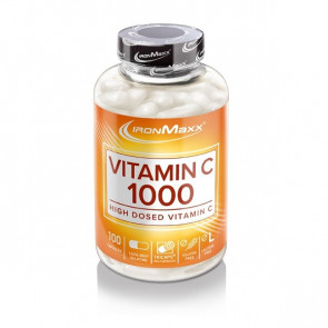IronMaxx Vitamin C 1000 100 Caps