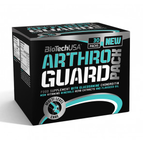 BioTechUSA Arthro Guard Pack - Box (30x 5 Tabletten)