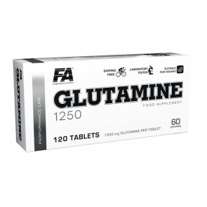FA® Performance Line Glutamine 1250 120 Tabs
