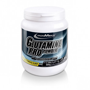 IronMaxx® Glutamin Pro Powder 500g