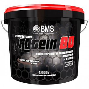 BMS Professional Protein 80 4000g