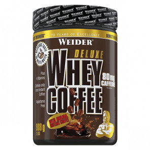 Weider® Deluxe Whey Coffee 908g