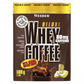 Weider® Deluxe Whey Coffee 500g