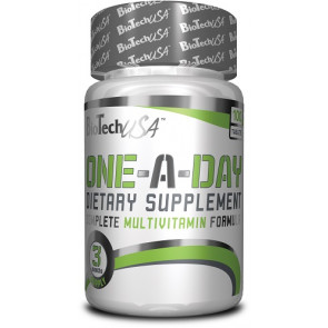 BioTechUSA One-A-Day - 100 Tabletten