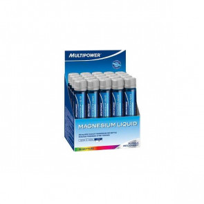 Multipower Magnesium Liquid 20x 25ml
