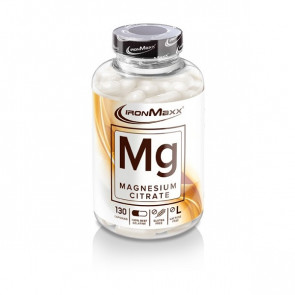 IronMaxx® Mg-Magnesium 130 Caps