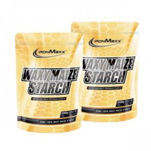IronMaxx® Waxy Maize Starch Angebot 2x 2000g