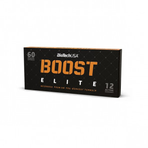 BioTechUSA™ Elite Series Boost 60 Caps