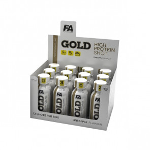 FA® Performance Line Gold High Protein Shot Box 12x 120ml
