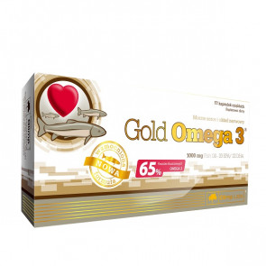 Olimp Labs® Gold Omega 3® 60 Caps