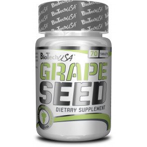 BioTechUSA Grape Seed - 70 Tabletten