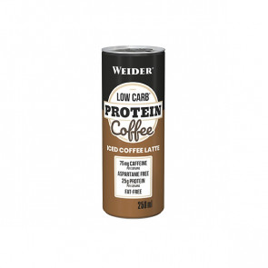 Weider® Low Carb Protein Coffee 250ml