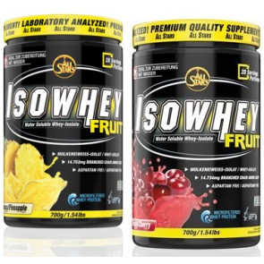 All Stars Isowhey Fruit - 700g Dose