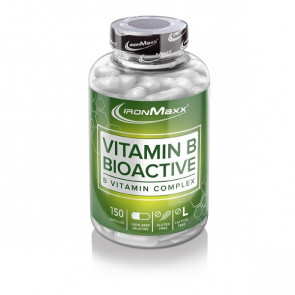 IronMaxx Vitamin B Bioactive 150 Caps