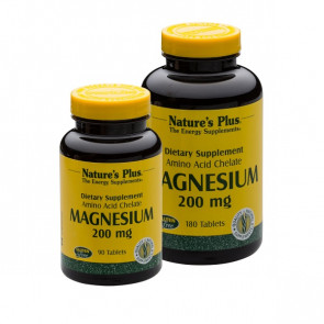 Nature's Plus Magnesium