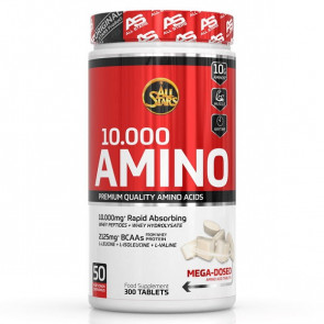 All Stars 10.000 Amino 300 Tabs