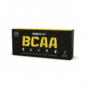BioTechUSA™ Elite Series BCAA 120 Caps