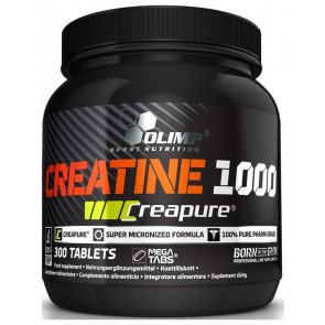 Olimp Creatine 1000 Creapure - 300 Tabletten