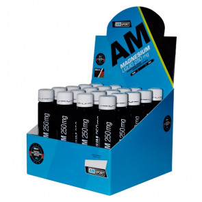AMSPORT® Magnesium Liquid Box 20x 25ml