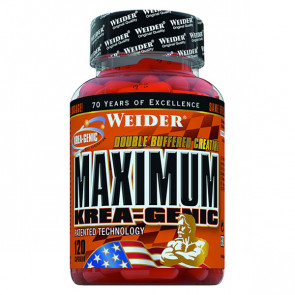 Weider® Maximum Krea-Genic 120 Caps