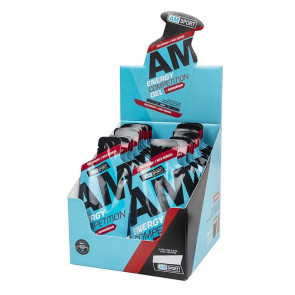 AMSPORT® Energy Competition Gel Box 24x 45g