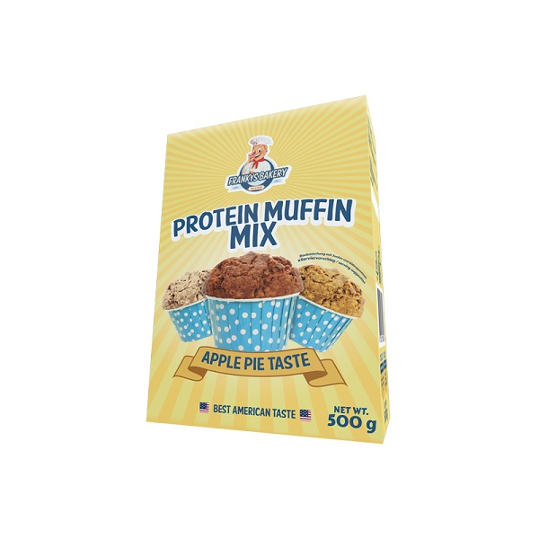 Frankys Bakery Protein Muffin Mix - 500g-Forest...