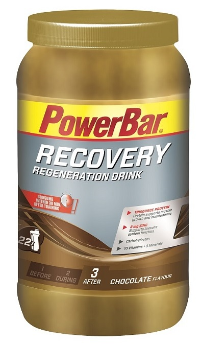 Recovery Regeneration Drink - 1210g Dose-Chocolate