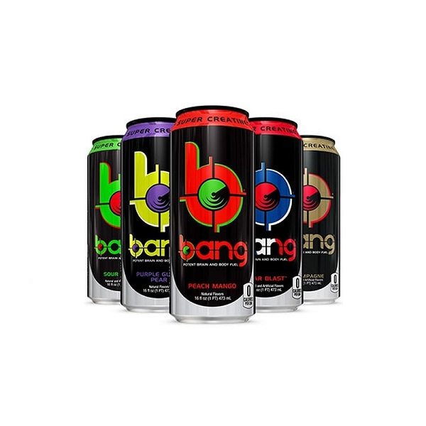 VPX Sports Nutrition Bang RTD Energy Drink - 12...