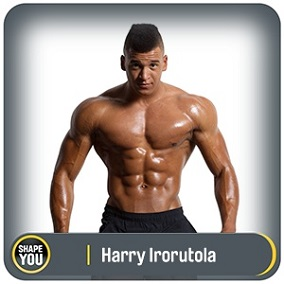 Harry Irorutola