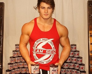 Nutrition plan - Jeff Seid