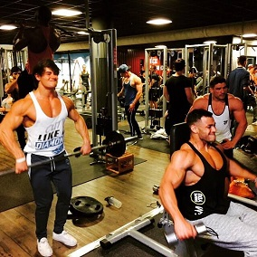 Jeff Seid, Ryan Terry, Justin St Paul