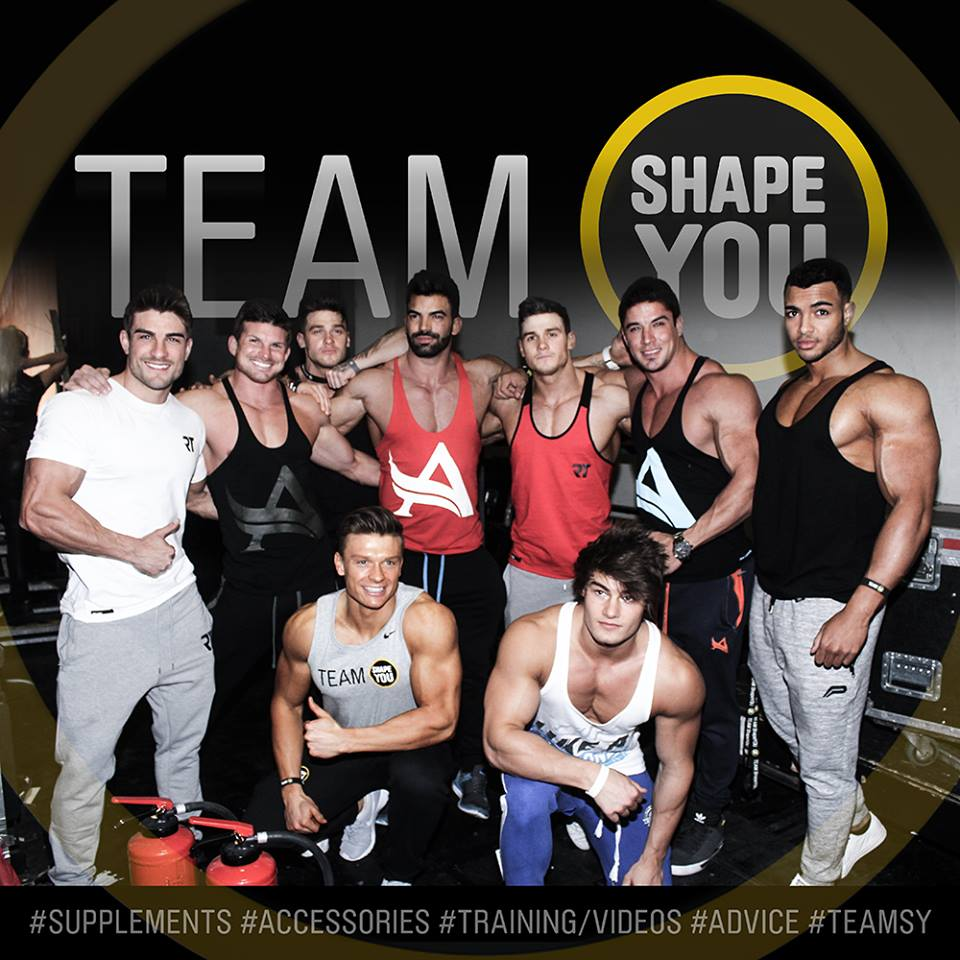 Team ShapeYOU