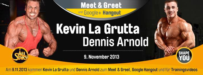 Meet and Greet with Kevin Lagrutta & Dennis Arnold