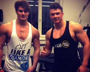Workout plan - Jeff Seid & Felix Valentino