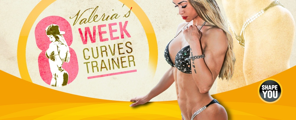 Curves Trainer by Valeria Ammirato