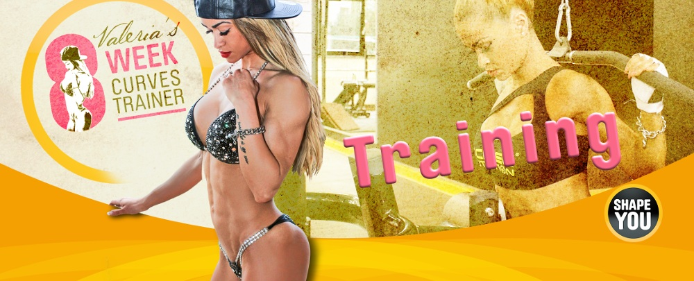Valeria Ammirato Training