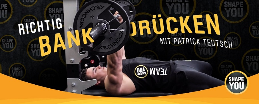 Patrick Teutsch - Bench press