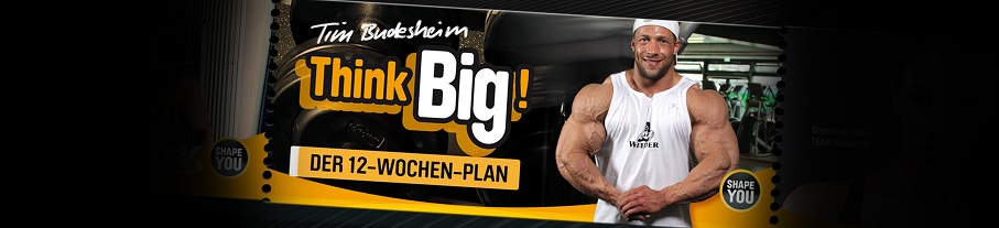 Tim Budesheim's Think Big Workout Series