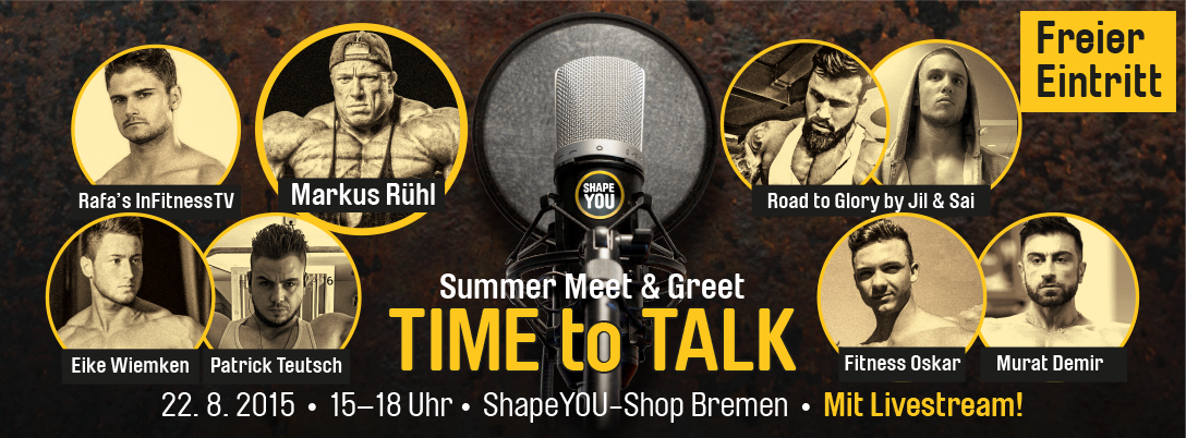Time to Talk- Meet and Greet