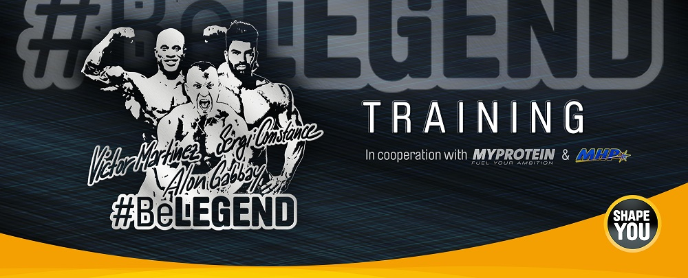 Sergi Constance - BeLEGEND Trainingsserie