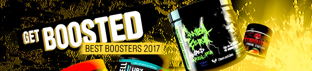Best Boosters 2017