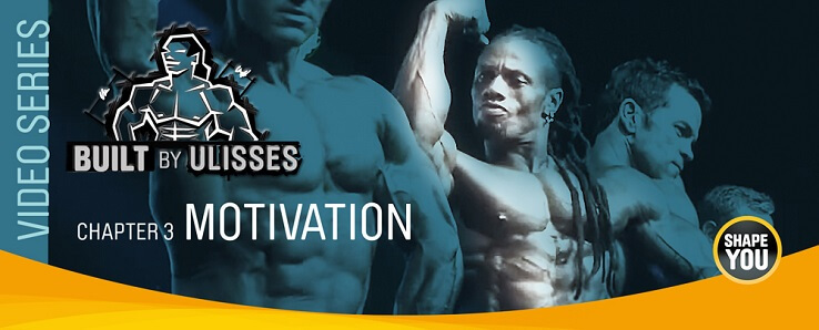 Built by Ulisses Motivation