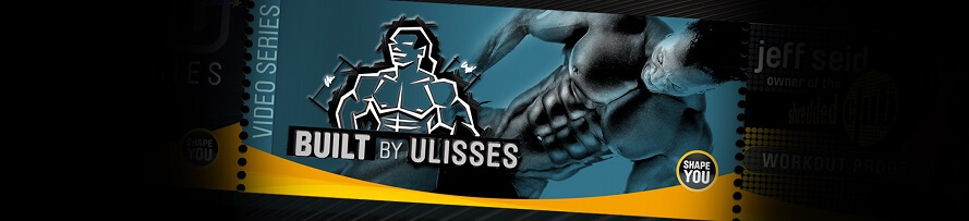 Ulisses Jr. Workout Plan